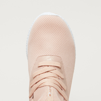 Kappa Textured Lace-Up Walking Shoes