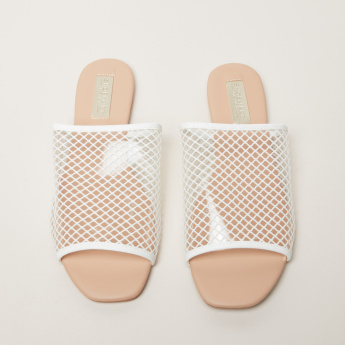 Broad Strap Slides