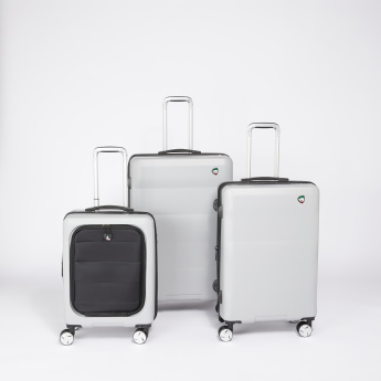 Mia Toro Hard Case Trolley Bag
