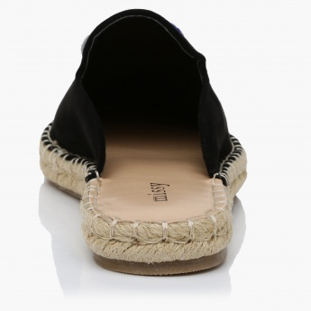 Missy Slip-On Espadrille Slippers