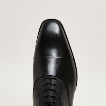 ELLE Lace-Up Oxford Shoes