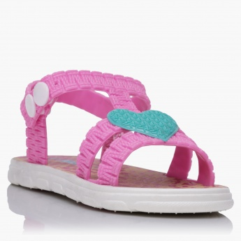 Juniors Slip-On Sandals