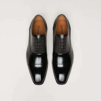 Lace-Up Oxford Shoes