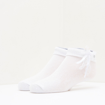 Ankle Length Socks - Set of 2