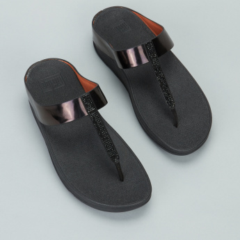 FIT FLOP Beaded Slides