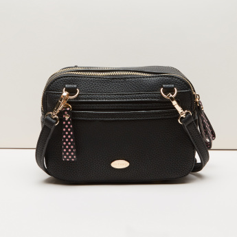 Missy Crossbody Bag with Patchwork