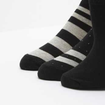 Duchini No Show Socks - Set of 3