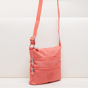 Mindesa Textured Crossbody Bag
