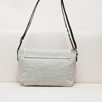 Mindesa Textured Satchel Bag