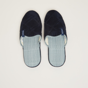 De Fonseca Quilted Indoor Slides