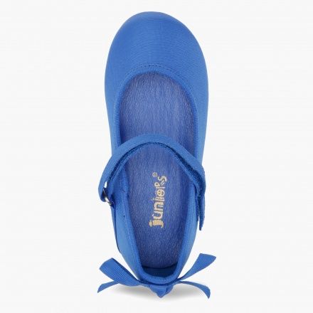 Juniors Solid Colour Mary Jane Shoes