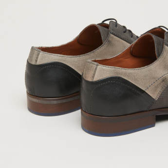 ELLE Lace-Up Derby Shoes