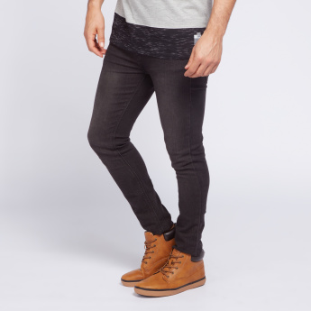 Lee Cooper High-Top Lace-Up Shoes