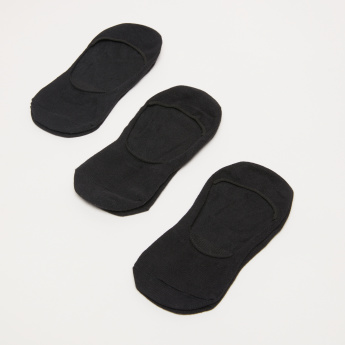 No Show Socks - Set of 3