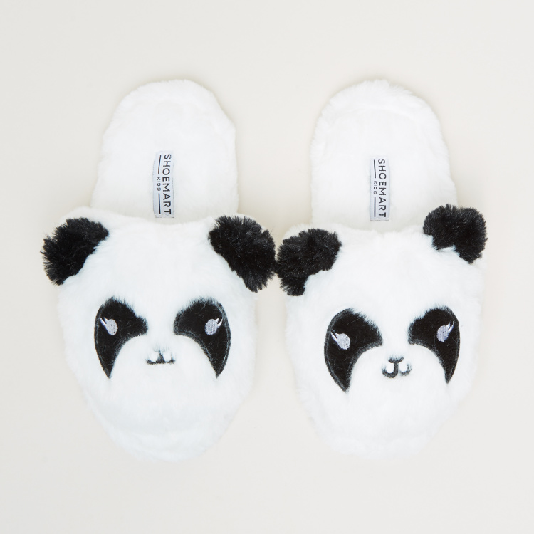 Panda Plush Indoor Slides