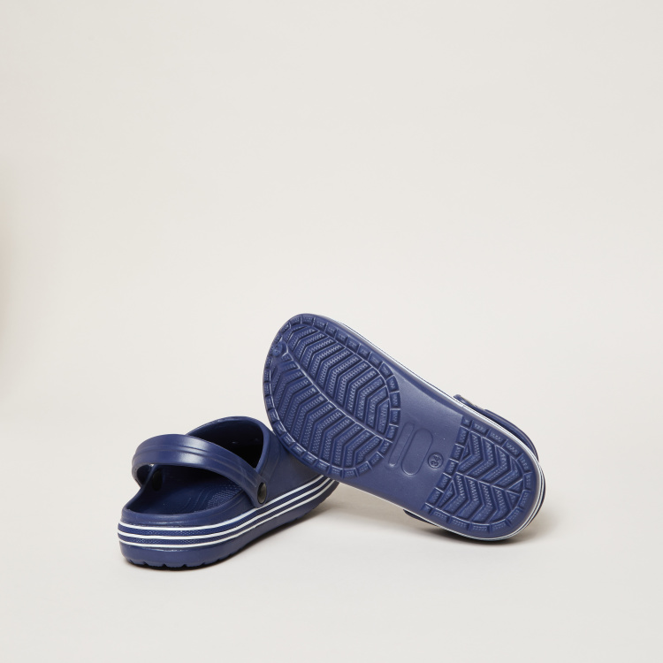 Clogs with Back Strap