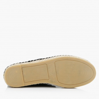 Lee Cooper Stitch Detail Lace-Up Shoes