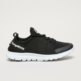 KangaROOS Mesh Lace-Up Sneakers