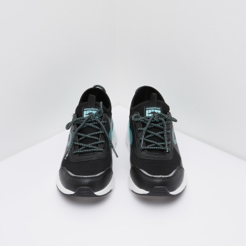 KangaROOS Women's Running Shoes with Lace Up Closure