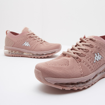Kappa Women's Walking Shoes with Lace Up Closure