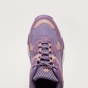Kappa Textured Running Shoes