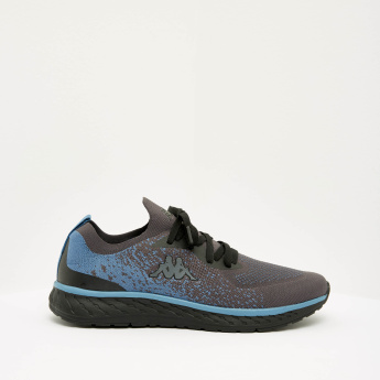 Kappa Men's Lace-Up Running Shoes