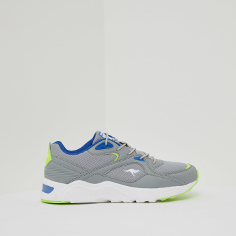 KangaROOS Boys' Textured Running Shoes - SHO19AN002K