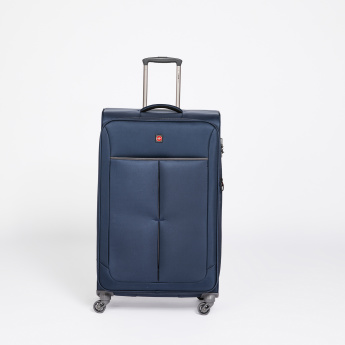 SWISSBRAND 360 Spinner Soft Case Trolley Bag