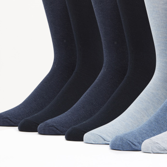 Calf Length Socks - Set of 7
