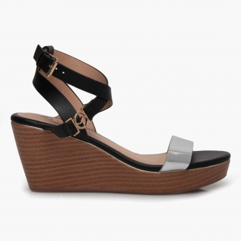 Jane Shilton Wedge Sandals