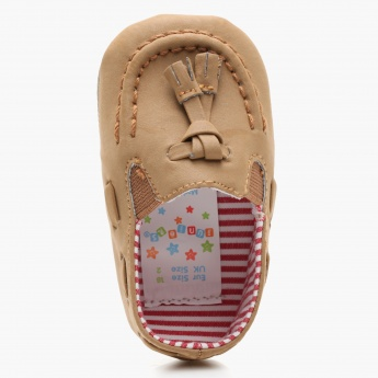 Juniors Slip-On Booties