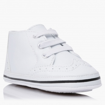 Juniors Lace-Up High Tops