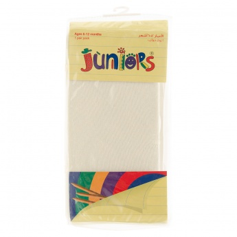 Juniors Solid Colour Socks