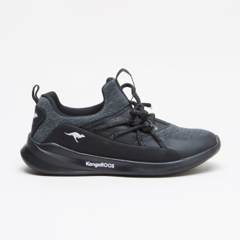 KangaROOS Logo Printed Walking Shoes