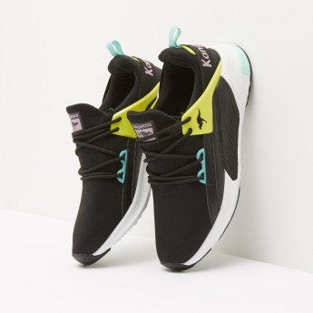 KangaROOS Running Shoes with Lace-Up Closure