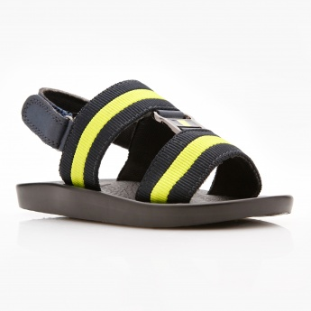 Juniors Striped Sandals